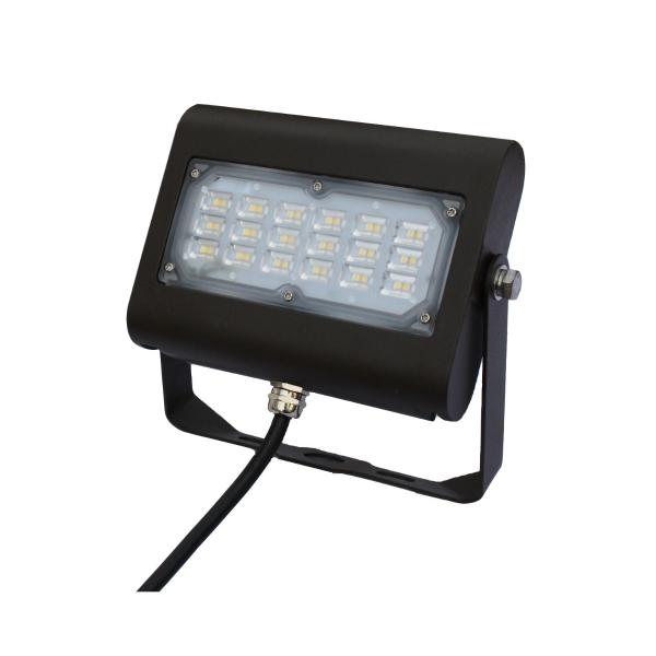 LED-Fluter CUBIC 2.0 MID-POWER PRIMELine schwarz