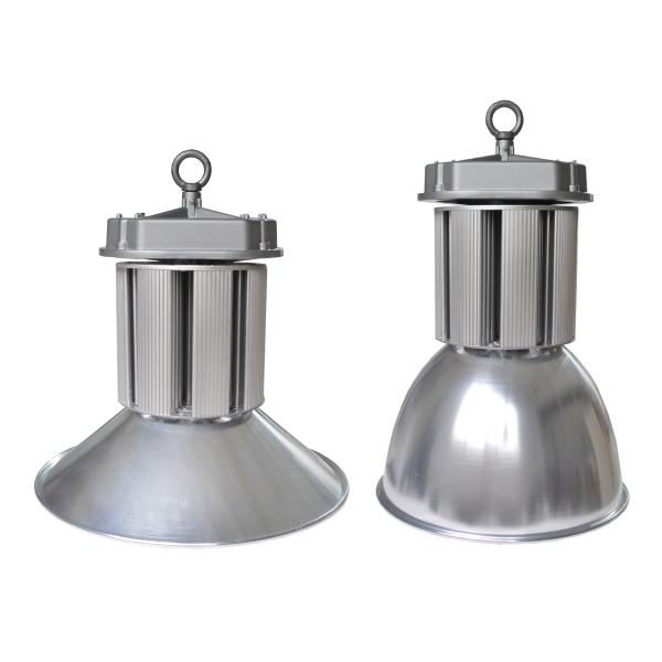 Lampenreflektoren aus Aluminium für LED-Hallentiestrahler PROLine