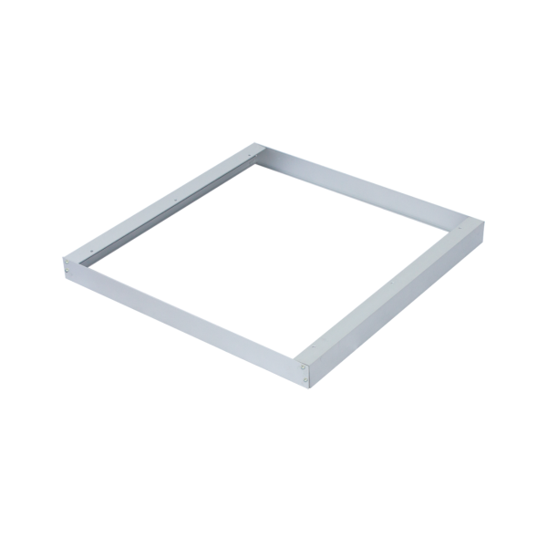 Aluminium-Aufputzrahmen